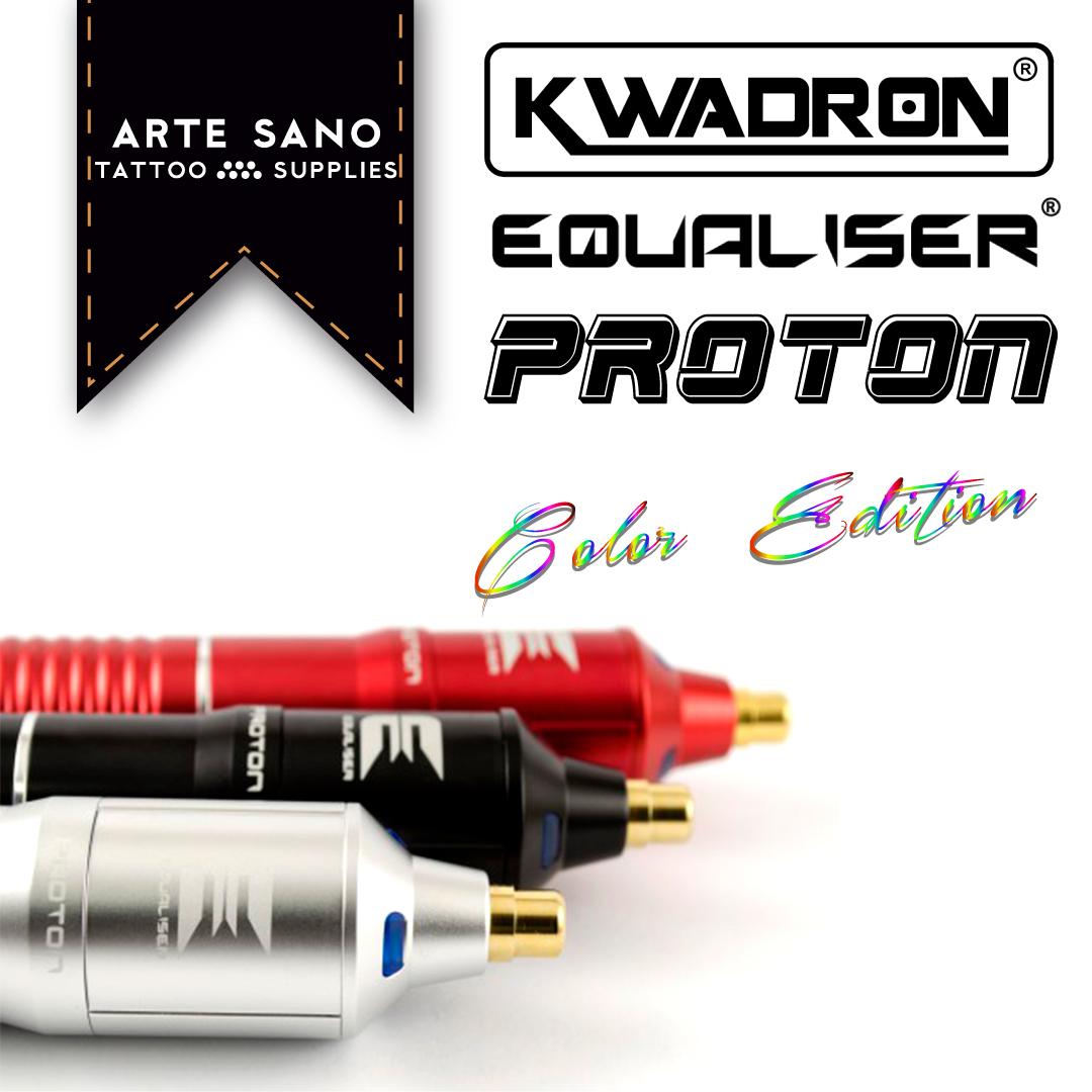 varios colores de la equaliser proton