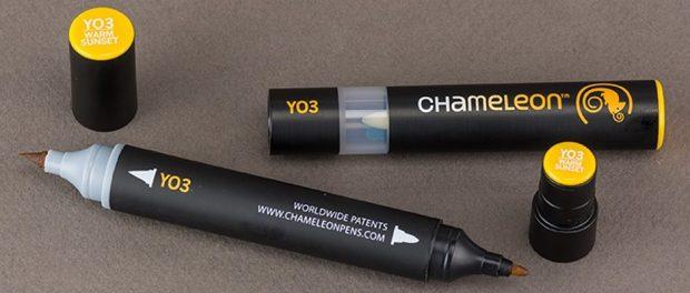 Rotuladores Chamaleon Pen