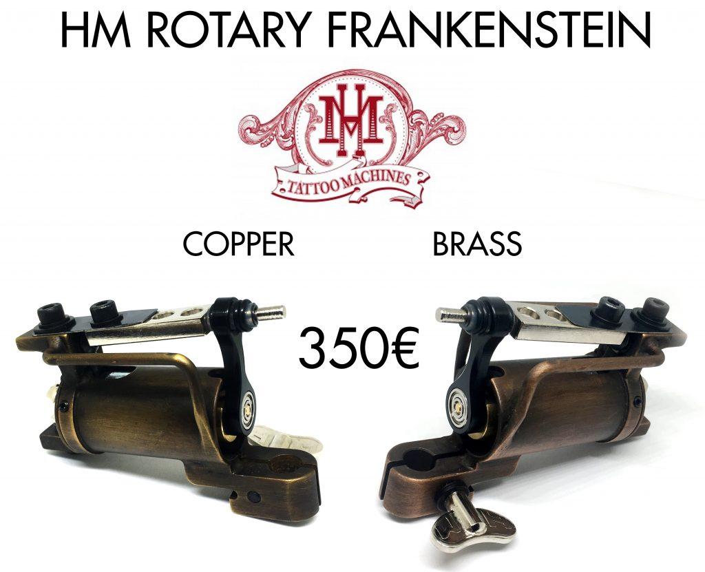 hm rotary frankenstein
