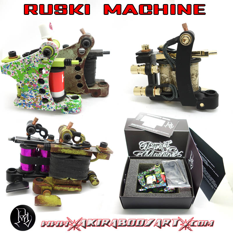 Ruski Machines para lineas