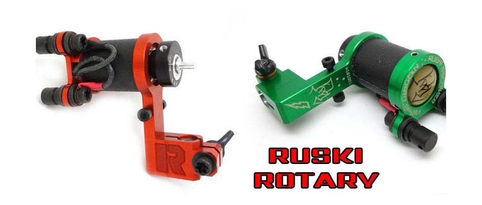 Ruski Rotary Machines