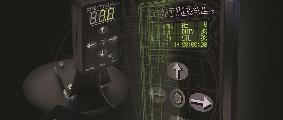 Fuente de alimentación Critical CX-2R Digital Generación 2