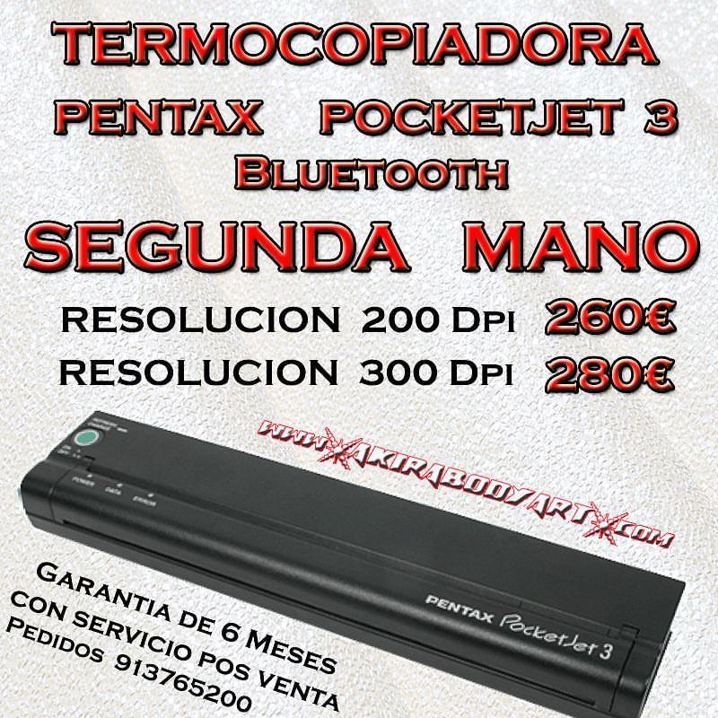 termocopiadoras pentax