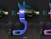 Blue Bird Tattoo Machine Direct Drive