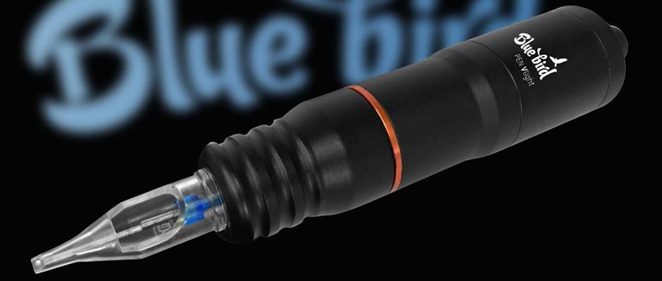 Blue Bird Pen V Light