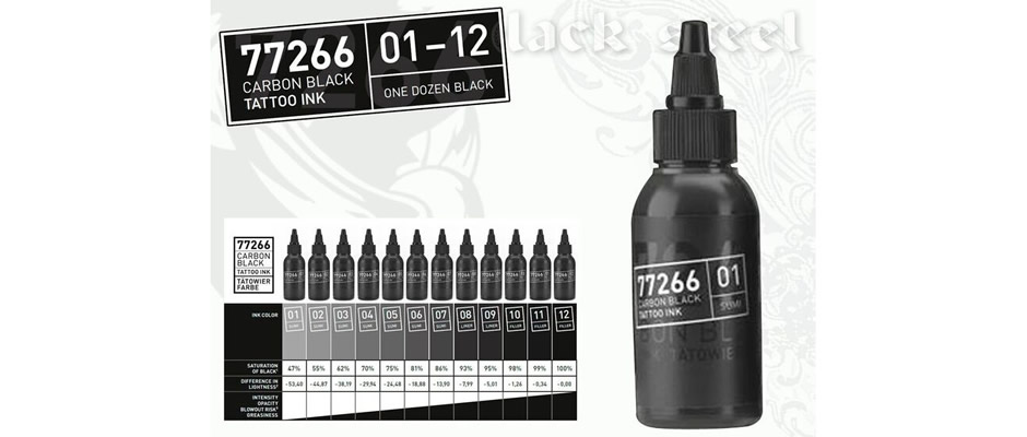 Carbón Black 77266