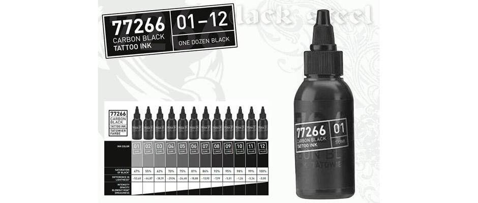 Carbón Black 77266
