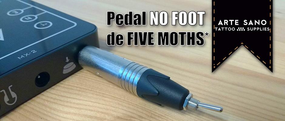 pedal no foot