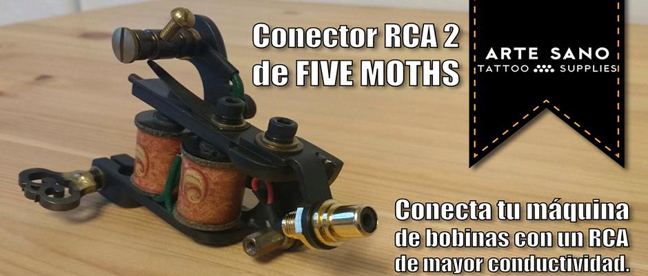 Conector RCA 2