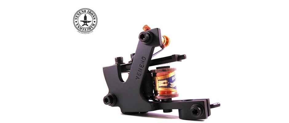 Veneno Irons Mini J Frame