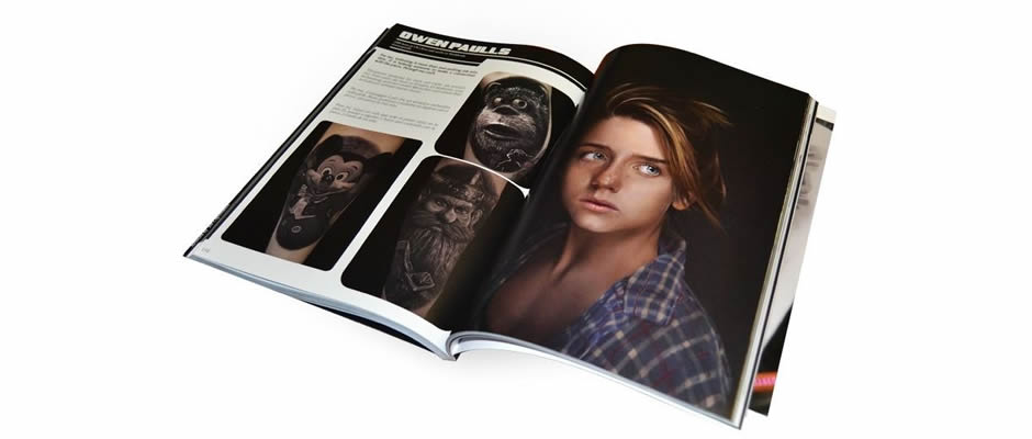 Libro The Greatest Artists Of Tattoos