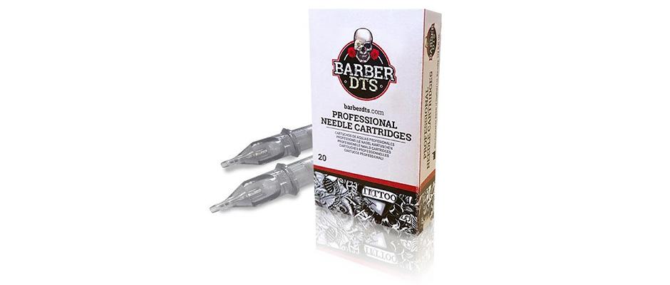 Cartuchos Barber DTS