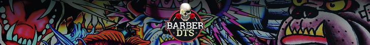 Barber DTS. Envios mundiales.