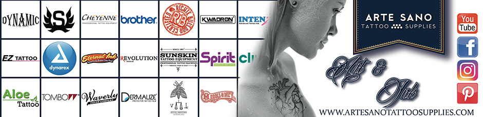 Arte Sano Tattoo Supplies