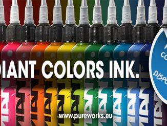 Radiant 10 Color Set