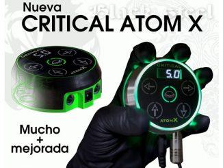 AtomX de Critical Tattoo