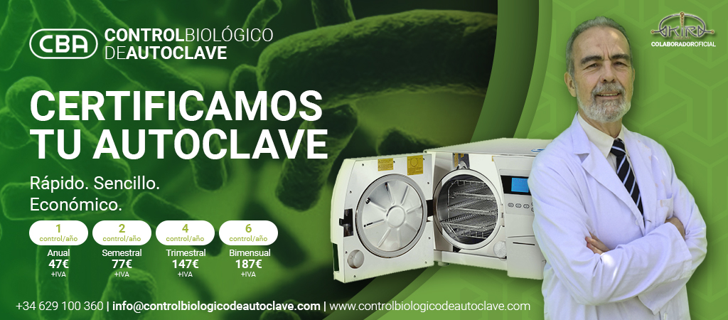 Control biológico de autoclaves