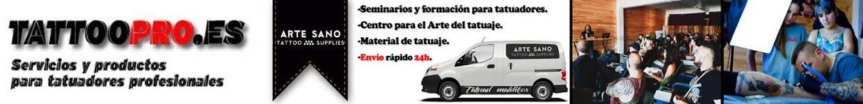 TattooPro.es, directorio de material para tatuar.